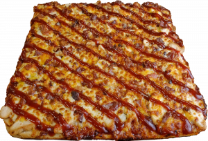 Full BBQ Chicken Pizza